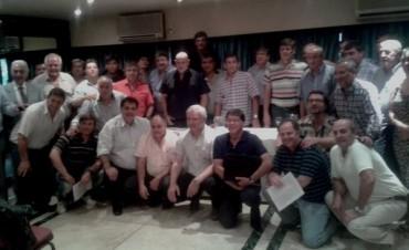 Julio Lombardo presente en importante reunión con la Ligas del Interior