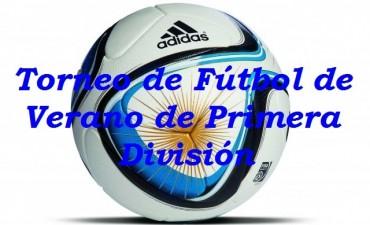Se completó la primera fase del Torneo de Verano de Primera División