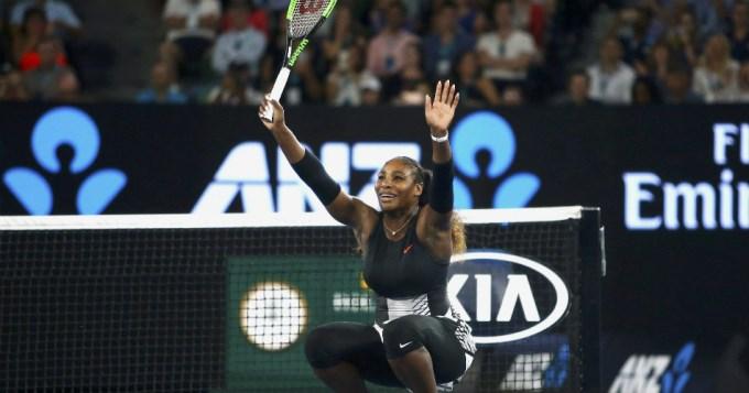 Serena venció a su hermana Venus y logró su 23° Grand Slam