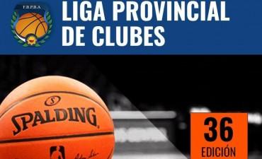 El 26 de enero se reanuda el Provincial de Clubes de Basquetbol