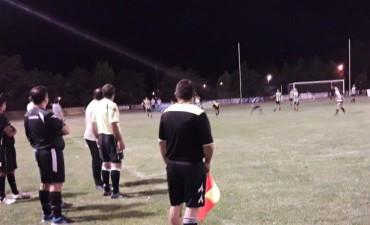Huracán jugó amistoso con Sportivo Piazza de Azul