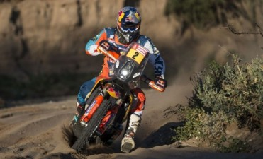 KTM no frena, Walkner gana el Dakar en motos