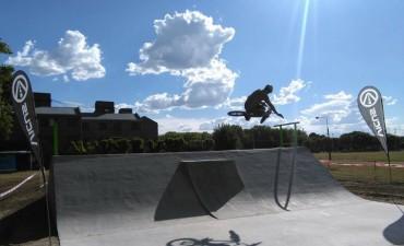 Se inauguro el ansiado Skatepark en Saladillo
