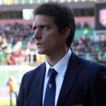 Guillermo Barros Schelotto dejó de ser el DT del Palermo