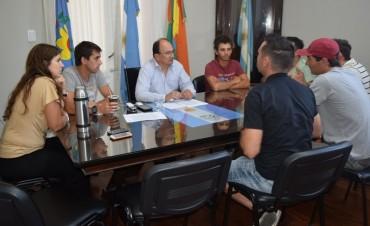 Municipalidad de Saladillo firmó comodato con la Asociación Motocross Saladillo