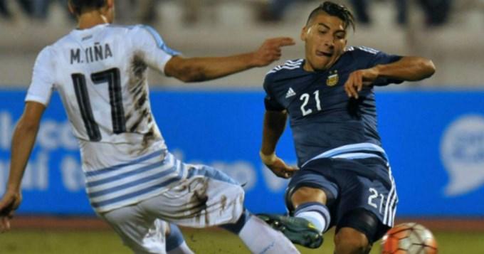 Argentina va por la recuperación ante Colombia
