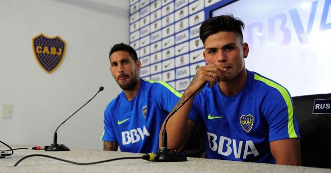 Tras las trompadas, Insaurralde y Silva pidieron disculpas