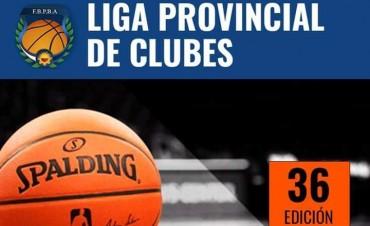 Se juega hoy la octava fecha del Provincial de clubes de Básquet