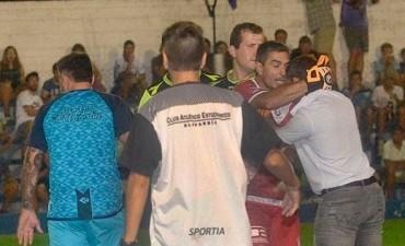 El Fortín - Estudiantes terminó en un escándalo por el Federal C
