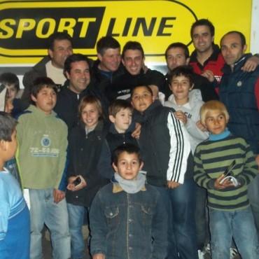 Juan Martin Bruno y una nueva temporada en el TC Pista - 1º fecha en Concordia