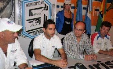 Salomón recibió a los promotores del Turismo Nacional