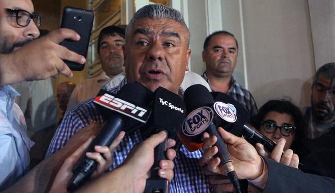 Comienza la era Tapia en el fútbol argentino