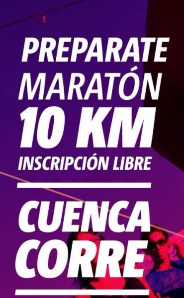 Maratón 10 km Olimpíadas Cuenca del Salado Atletas de Saladillo comunicarse con Deportes local