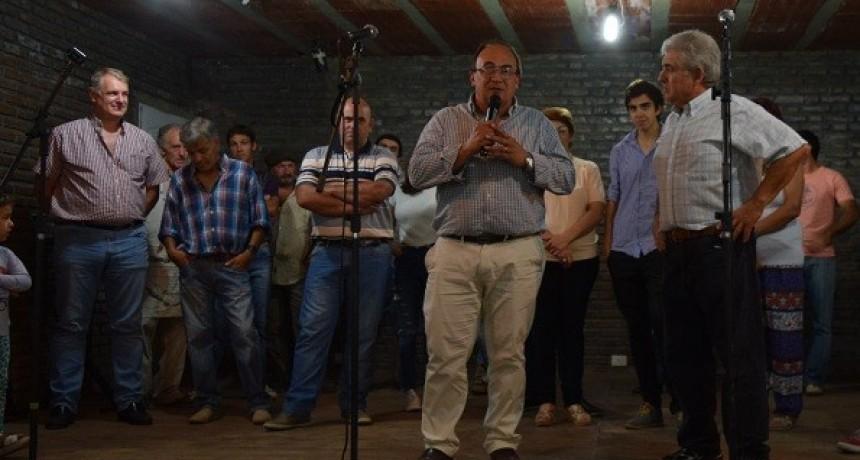Cena aniversario del Club de  Alvarez de Toledo
