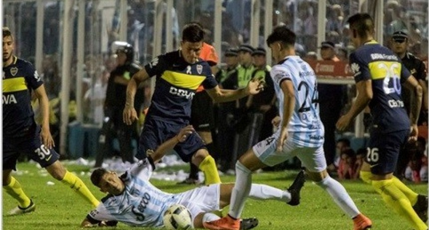 Boca Juniors igualó 1-1 ante Atlético Tucumán por Superliga Argentina