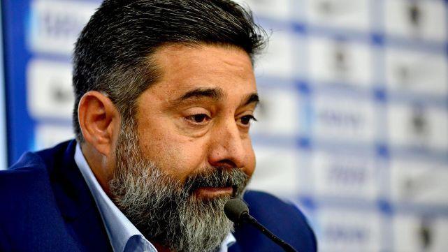 Angelici liquidó a los jugadores de Boca