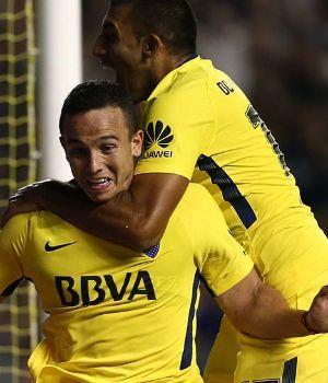 Boca le ganó a Tigre con el último suspiro