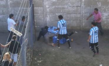 Argentino – Del Carril suspendido en el primer tiempo por falta de garantías