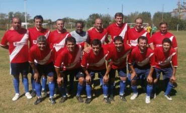 Posiciones, tabla de goleadores y cuarta fecha de los Veteranos en Toledo