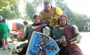 Francisco Coronel participará del mundial de Luchas Medievales
