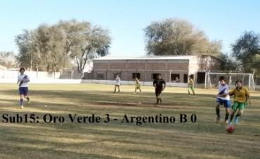 Este sábado se juega la cuarta fecha Torneo Unión Deportiva del Centro