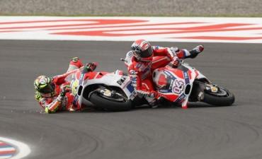 Márquez ganó en el Gran Premio de la Argentina 2016 de MotoGP