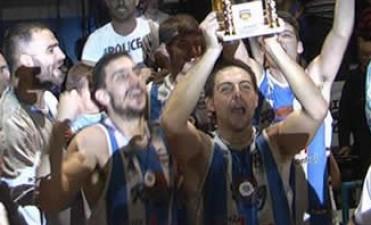 Racing de Chivilcoy campeon Provincial de clubes de basquet