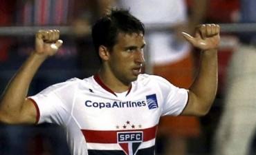Calleri, el verdugo xeneize de River: dos goles en la victoria de Sao Pablo