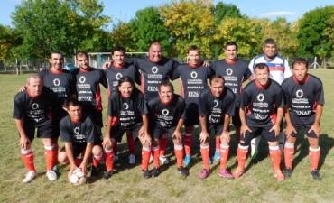 Argentino y Reynoso lideran la tabla de Veteranos