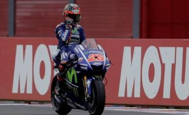 Maverick Viñales ganó el GP de Argentina de MotoGP