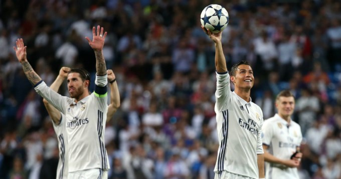 Los dos de Madrid, a semis de la Champions