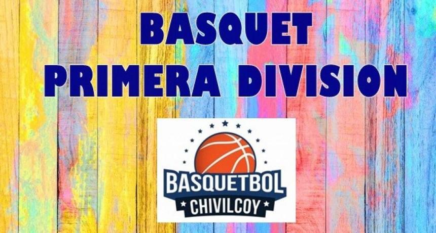Suspendido: Comienza el Torneo de Primera División de Basquet