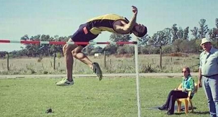 Lucas Ruiz integrará el seleccionado de atletismo de Provincia