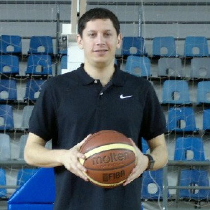 Fabricio Salas, técnico de Ciudad, dirigirá la selección sub19