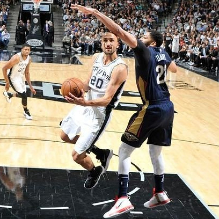 Los Spurs jugaron una segunda parte para el olvido y volvieron a caer ante Golden State