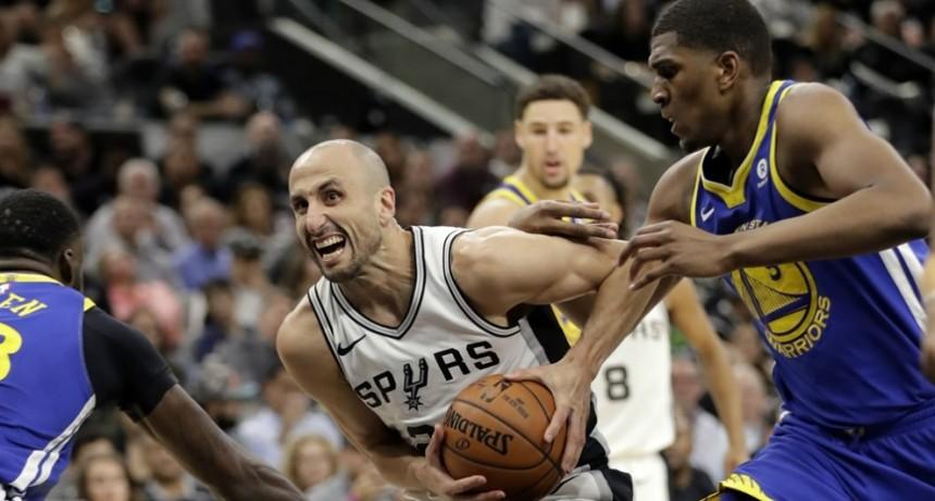 Los Spurs alargan la serie