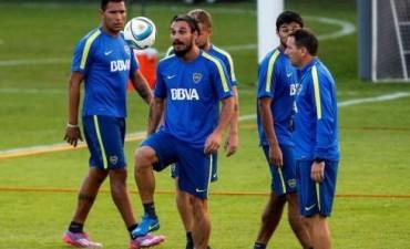 """Osvaldo ante su primer Boca-River: """"Ya lo jugué 340 veces en mi cabeza"""""""