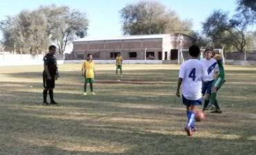 Se desarrolla la quinta fecha de la Unión Deportiva del Centro