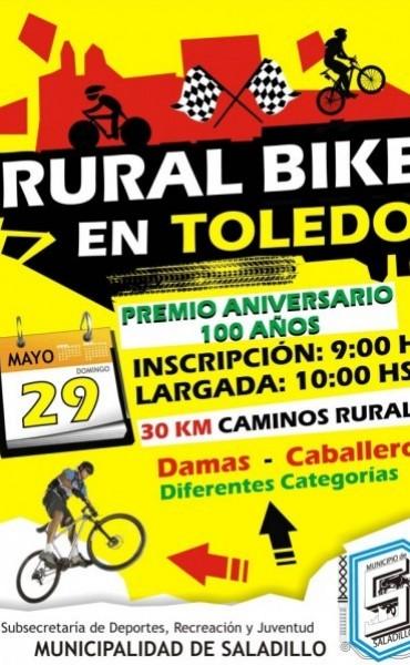 Suspendido el Rural Bike en Álvarez de Toledo