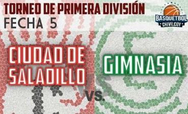 Ciudad de Saladillo recibe hoy viernes a Gimnasia en Primera División