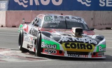 El TC corre en San Luis: Bruno larga en la tercera serie