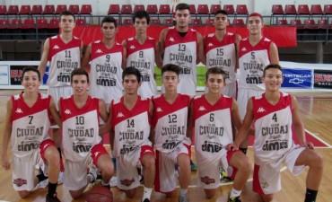 Dura derrota de Ciudad de Saladillo en La Plata por la Liga Juvenil