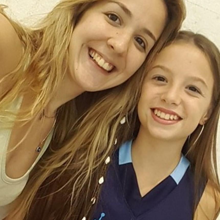 La saladillense Belén Rojas integra la selección sub15 de Olavarría