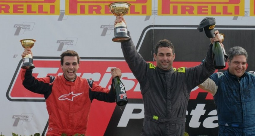 Segundo escalon del podio para Lucas Barbalarga en Concordia