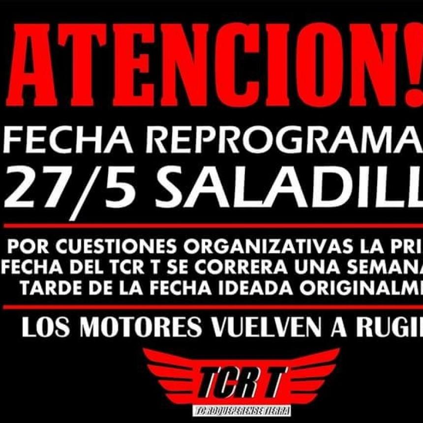 El TC Roqueperense reprogramó la carrera de Saladillo