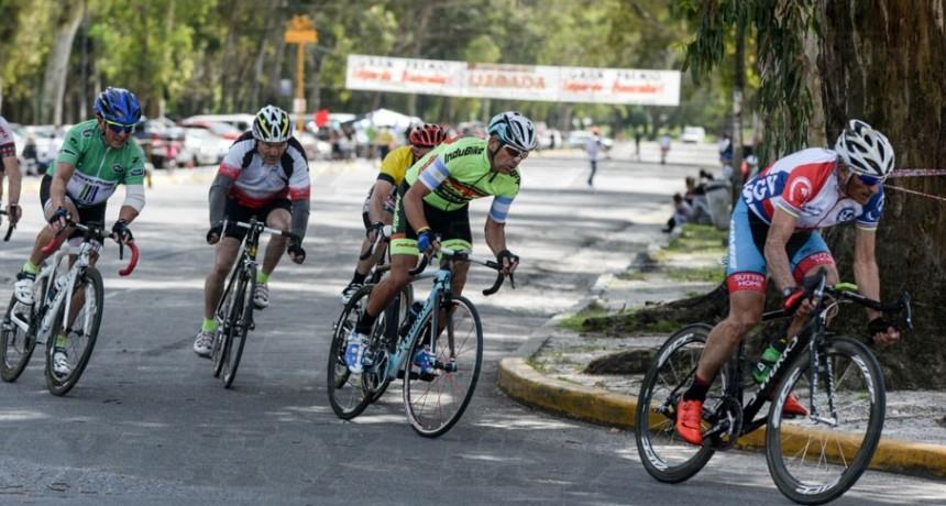 Saladillenses en el podio de la 10° fecha del campeonato de Lobos