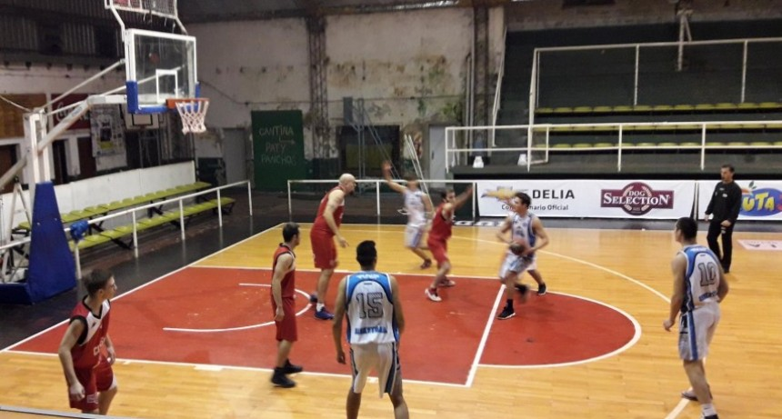 Selección juvenil de la ABCH jugó amistoso con la primera de Ciudad