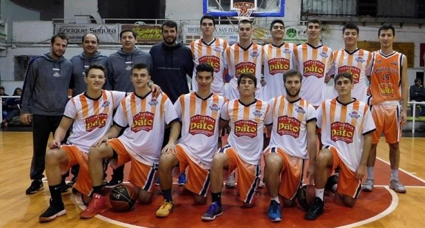 Selección chivilcoyana se quedó con el boleto al Provincial Juvenil