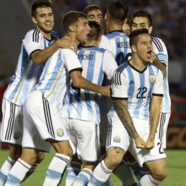 Horarios de la Selección Argentina Sub20