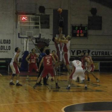 Ciudad de Saladillo superó a Quilmes de Mercedes por 60 a 42